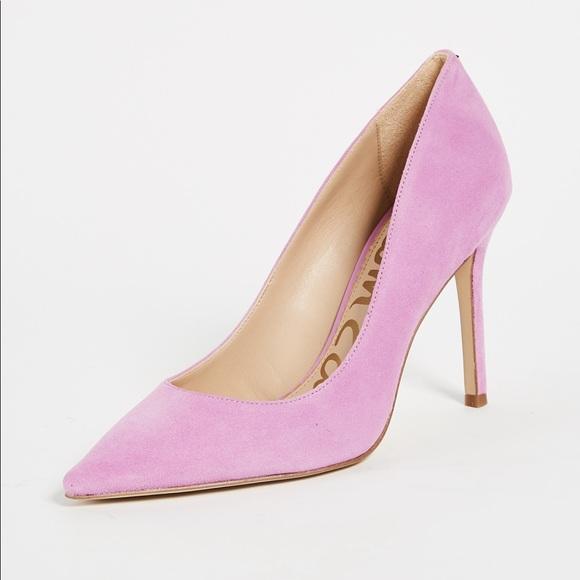 b286bcfb273 Sam Edelman hazel pump 9 nwot pink. M 5c589ec19fe48671dc8761a6